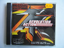 Atari Teenage Riot – Revolution Action!  EP – CD