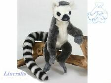 Ringtail Lemur Plush Soft Toy by Hansa 5505
