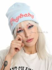 New Genuine Melanie Martinez Blue Cry Baby Beanie Watchman Knit Beanie Hat