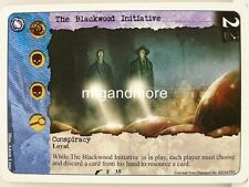 Call of Cthulhu LCG - 1x The Blackwood Initiative  #035 - For the Greater Good