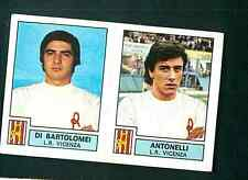 Figurina Calciatori Panini 1975-76! N.448! Di Bartolomei/Antonelli! L.R.Vicenza!