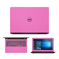 """Sparkling Pink Skin Cover Guard for Dell Inspiron 15 7559 15.6"""" Laptop"""