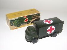 Nicky Toys 626 Military Ambulance Van - Very RARE