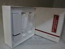 BURBERRY SPORT FOR WOMEN Gift Set 3 Items:2.5 EDT Spray,3.3 Body Lotion,3.3 Gel