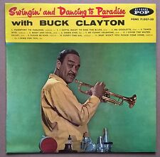 LP Buck Clayton - Swingin' And Dancing To Paradise Disques Pop ‎Jazz Swing