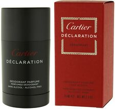 Cartier Declaration deodorant stick for men 75ml NEW