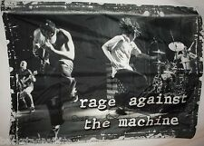 Rage Against the Machine RATM Stage Live Cloth Fabric Poster Flag Banner-New!