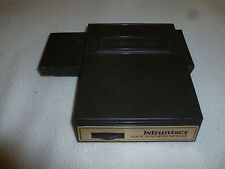 INTELLIVISION INTELLIVOICE VOICE SYNTHESIS MODULE MODEL NO 3330 MATTEL ADAPTER