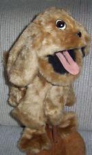 Short Haired Dog Ventriloquist Puppet  w/wagging tail- VBS ministry, animal
