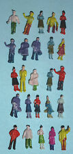 26 N Gauge People Standing for your Train Layout: 12mmTall:NEW:Post Free UK:
