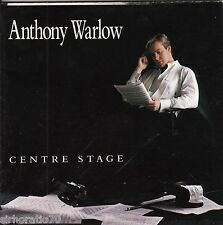 ANTHONY WARLOW Centre Stage CD