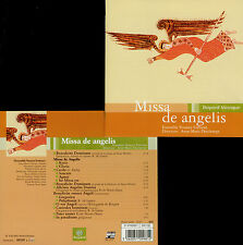 MISSA DE ANGELIS - ENSEMBLE VENANCE FORTUNAT