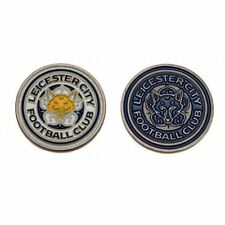 LEICESTER CITY FOOTBALL CLUB GOLF BALL MARKER