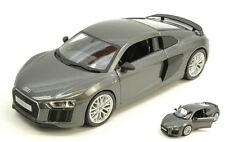 Audi R8 V10 Plus 2015 Silvergun 1:24 Model MAISTO