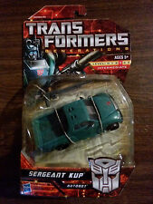 Transformers Generations Sergeant Kup Deluxe Class NEW