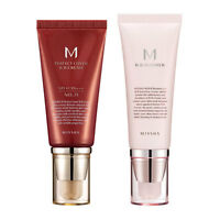 Missha M Perfect Cover BB Cream #23 50ml & Boomer Cleansing Combination Set