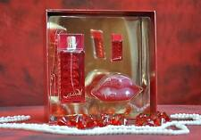RUBYLIPS Salvador Dali SET EDT 50ml, Miniature, Perfumed Soap, Rare, New in Box