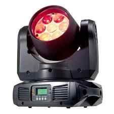 "American Dj inno Color Beam Z7-Quad ""Zoom"" Led Moving Head-Color Dmx Adj"