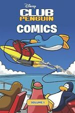 Club Penguin Comics Vol. 1 by Grosset and Dunlap Staff (2009, Paperback)
