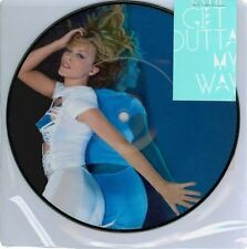 "Kylie Minogue Get Outta My Way Sealed 7"" Vinyl Picture Disc"
