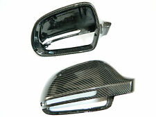 Audi a3 a4 a5 a6 q3 s3 RS carbon espejo cover espejo tapas mirror Replacements