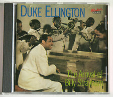 DUKE ELLINGTON the arrival of billy strayhorn Jazz CD