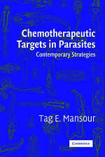 Chemotherapeutic Targets in Parasites: Contemporary Strategies by