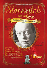 Wladyslaw Starewicz Collection (1882 - 1965) NEW PAL Arthouse 5-DVD Set France