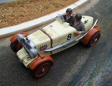 Probuild GTM 1/32 slot car MG K3 toffee/cream 2 MALE #8 1930s cyc/wings MB