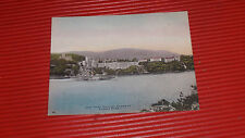 "LARGE VINTAGE POSTCARD 8""X6"" WEST POINT MILITARY ACADEMY THE ALBERTYPE CARD"
