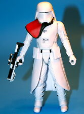 STAR WARS BLACK SERIES FIRST ORDER SNOWTROOPER OFFICER 6 INCH TOYS R US