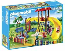 PLAYMOBIL Children's Playground Set 5024