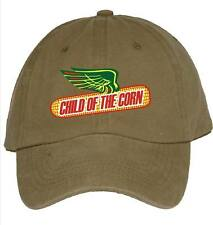 Child of the Corn Old Time Music Hat: Fiddle, Banjo, Corn Whiskey