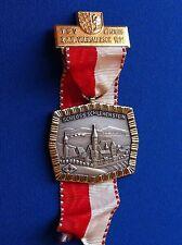 OLD VINTAGE KEYCHAINS - TSV KUSCHING - 2.INT. VOLKSMARSCH 1971 !