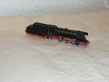 Vintage Marklin HO DA800 2-6-2 with DA809 Tender, Steam Locomotive, Rare 1954/55