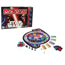 Monopoly Game Star Wars by Hasbro