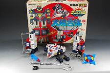 POPY Power Rangers DX Chogokin Sun Vulcan Robo Megazord Japan Godaikin in Box