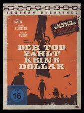 DVD DER TOD ZÄHLT KEINE DOLLAR - QUENTIN TARANTINO'S LISTE - MARK DAMON Western