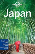 Lonely Planet Japan (Travel Guide)-ExLibrary