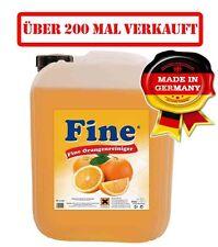 Orangenreiniger, Allzweckreiniger,  Konzentrat,Orangenöl, 2x5 Liter