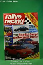 Rallye Racing 5/88 Alpine Turbo Nissan 300 Toyota Supra