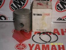 YAMAHA YB100 PISTON KIT +0.75mm NOS