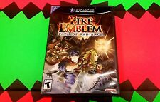 Fire Emblem: Path of Radiance (Nintendo GameCube, 2005) Complete