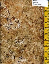 Stonehenge Warm 3941-34 Quilt fabric Cotton BTY Almond Brown