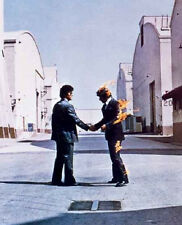 """Pink Floyd Wish You Were Here Album Canvas Print Art Poster Wall Decor 31""""x23"""""""
