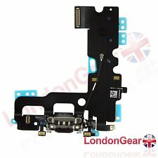 "iPhone 7 7G 4.7"" Charging Dock Port Flex Cable Ribbon Black UK"