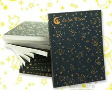 Anime book Sailor Moon crystal Cosplay Notebook Collection Free Shipping