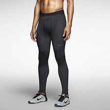 Nike SZ L Pro Combat Hyperwarm FLEX Compression Men's Tights MSRP$130 624870 013