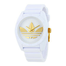 Adidas Santiago White Rubber Band Mens Watch ADH2917