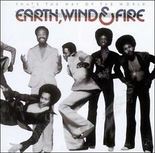 That's the Way of the World [Remaster] by Earth, Wind & Fire (CD, Legacy)